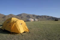 GER to GER Mongolia - Your Choice - Camp or Nomadic Ger