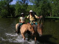 GER to GER Mongolia - Great Family Fun - Kids and Grandparent Friendly Routes Available