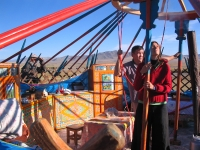 GER to GER Mongolia - Learn how real rural Mongolian nomads migrate during the fall and spring seasons