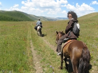 GER to GER Mongolia - Unforgettable horseback riding trips and expeditions