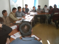GER to GER Mongolia - Annual and bi-annual vocational humanitarian training workshops for local communities