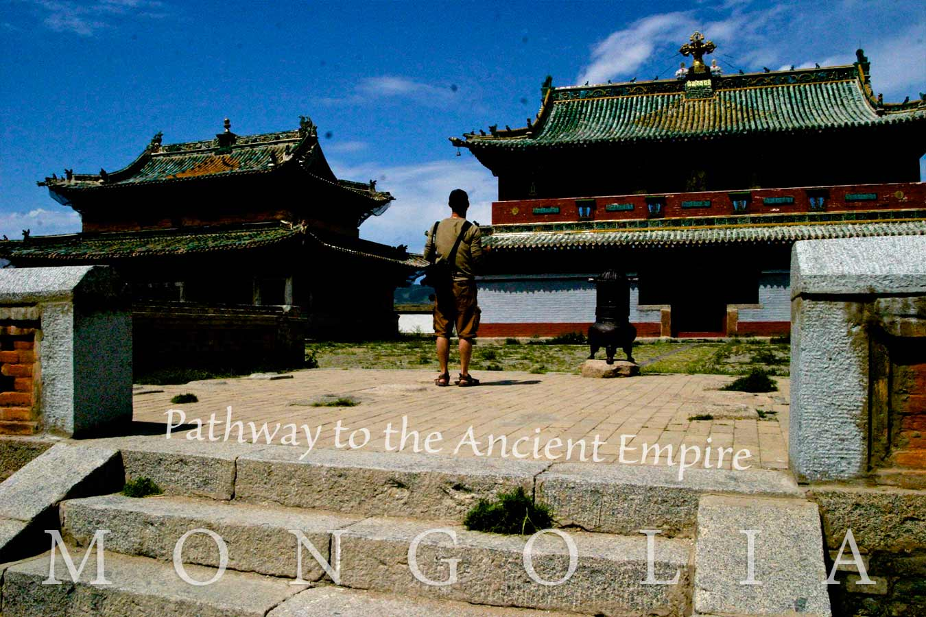 GER to GER Mongolia - Pathway to the Ancient Empire
