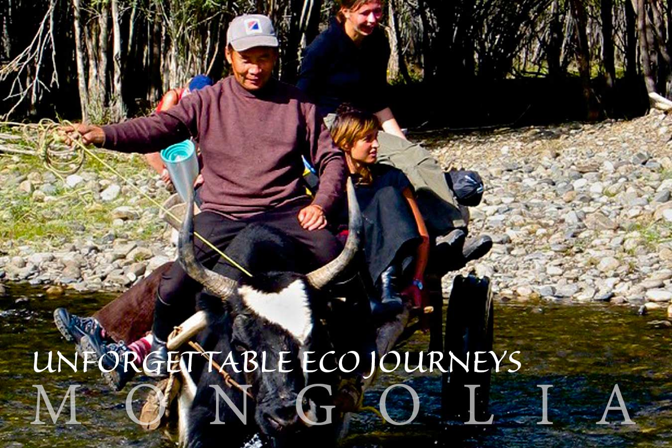 GER to GER Mongolia - Unforgettable Eco Journeys