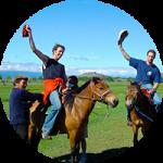 GER to GER Mongolia Horseback Riding Trips Treks Tours