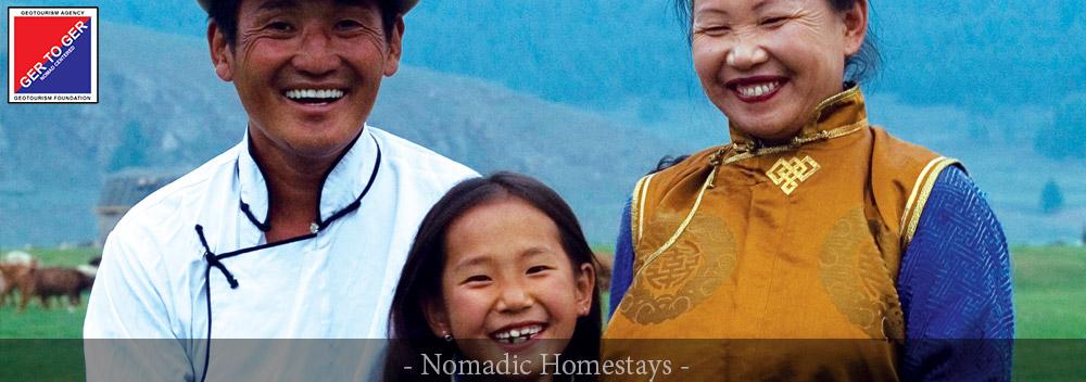 GER to GER Mongolia - Nomadic Homestay Programs