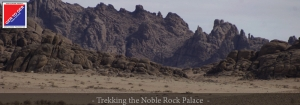GER to GER Mongolia - Trekking the Noble Rock Desert Palace