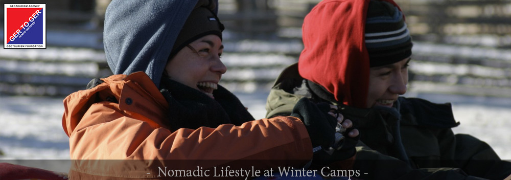 GER to GER Mongolia - Nomadic Lifestyle in Winter at Terelj National Park