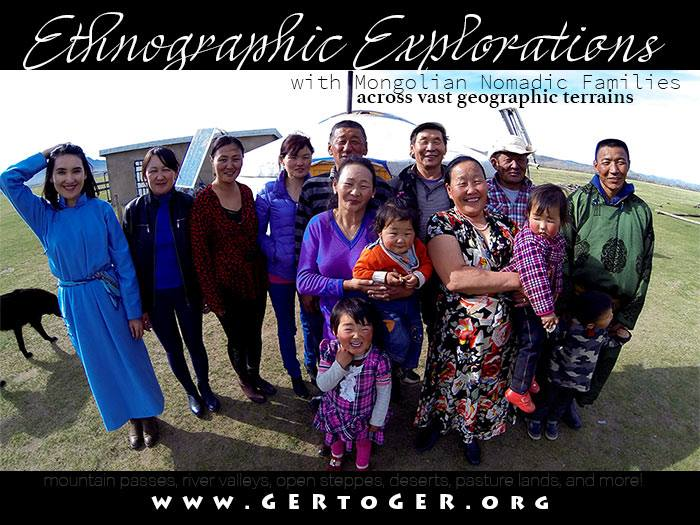 GER to GER Mongolia - Arkhangai Community