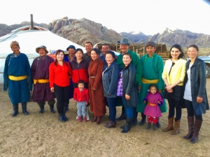 GER to GER Geotourism Mongolia | Bulgan Nomads