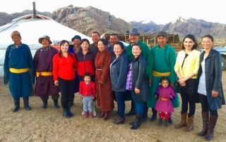 GER to GER Geotourism Mongolia | Bulgan Nomads