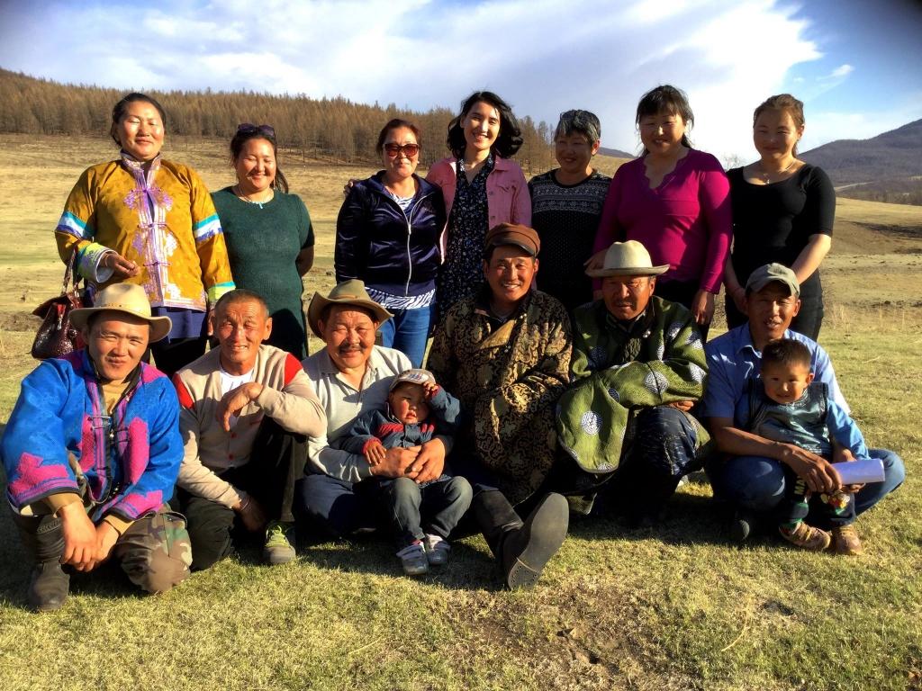 GER to GER Mongolia - Terelj Community