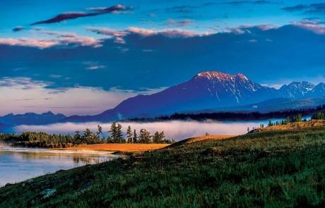 GER to GER GEOtourism Mongolia - Lake Khuvsgul