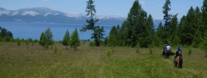 GER to GER GEOtourism Mongolia - Lake Khuvsgul Horse Treks