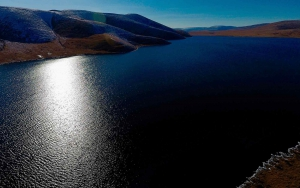 GER to GER GEOtourism Mongolia - Blue Mountain Lake Trekking