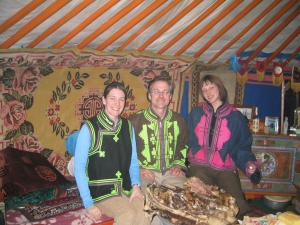 GER to GER GEOtourism Mongolia - Mongolian New Years - Lunar New Years
