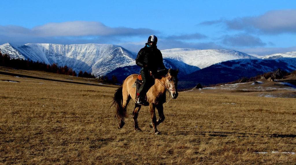 GER to GER GEOtourism Mongolia - Horseback Riding Tours