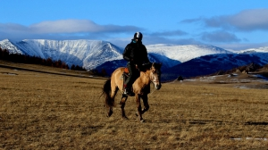GER to GER GEOtourism Mongolia - Horseback Riding Tours