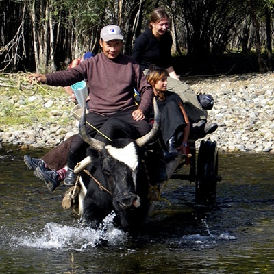 Live Like a Local - Nomadic Family Experiences - Cultural Adventure Routes; Homestays, Horseback Riding, Trekking, etc.