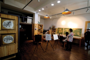 GER to GER GEOtourism Mongolia - Fine Art Experience