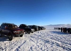GER to GER GEOtourism Mongolia - Winter Ice Festival - Khuvsgul Lake