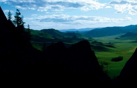 GER to GER GEOtourism Mongolia - Become a Terelj Mountain Nomad