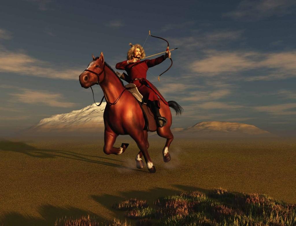 MONGOLIA HORSEBACK RIDING TOURS - Mongolian Horse Culture Training Horses