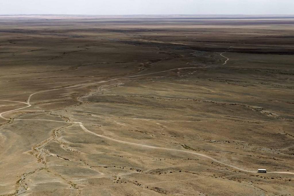 Buses to Mongolia