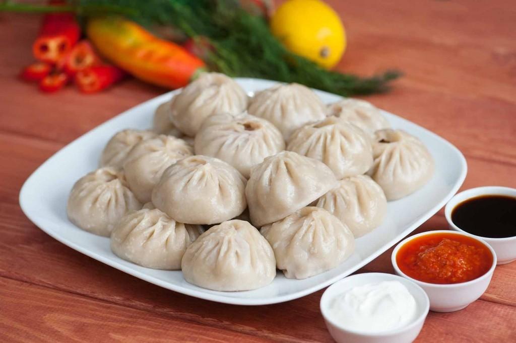 GER to GER GEOtourism Mongolia - Mongolian Foods - Mongolian Dumplings