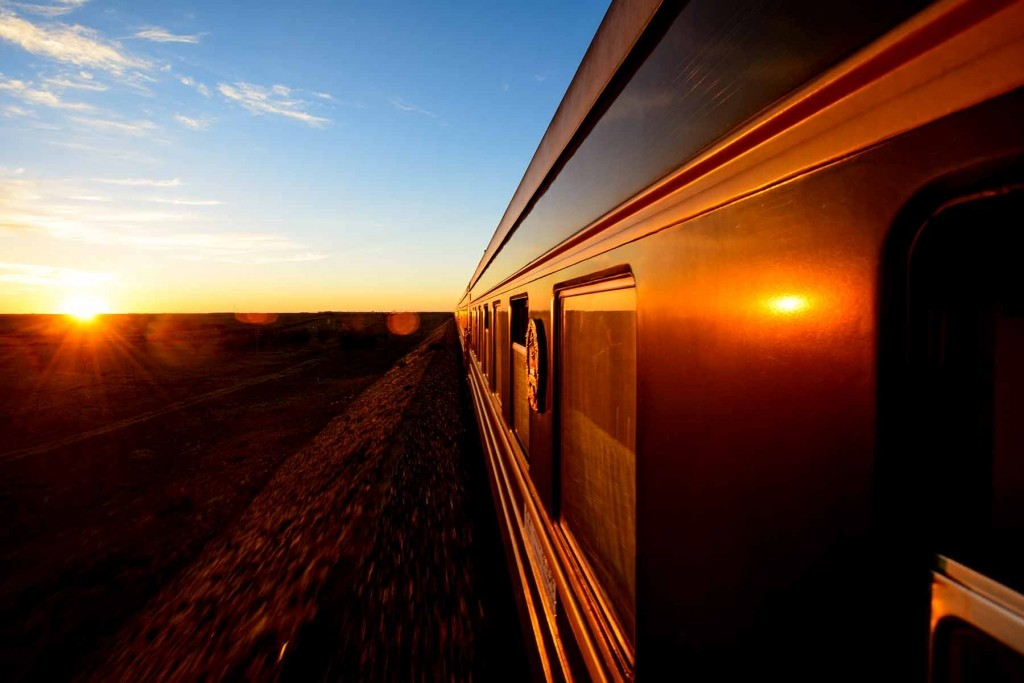 Trains to Mongolia