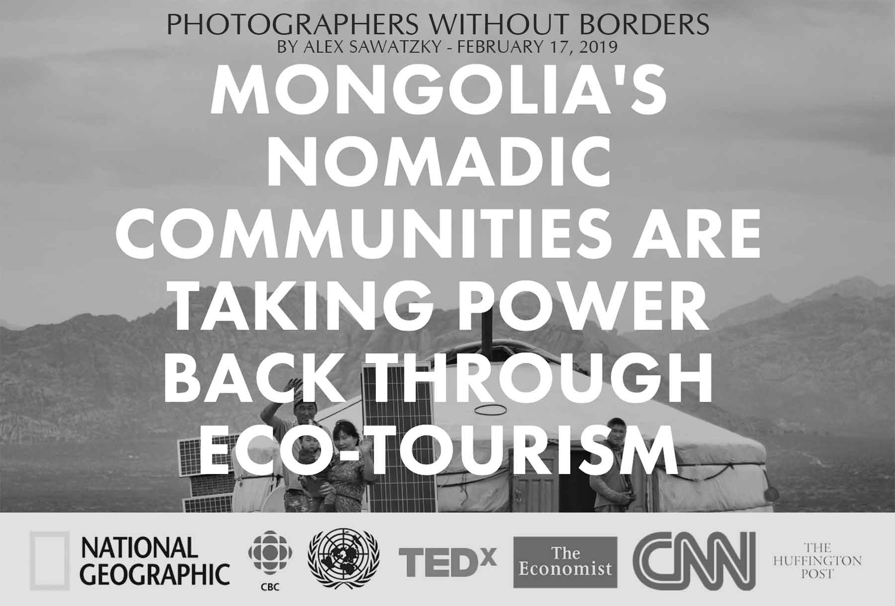 Photographers WITHOUT Borders - GER to GER Article