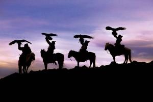 GER to GER GEOtourism Mongolia - Mongolian Kazakh Eagle Festival